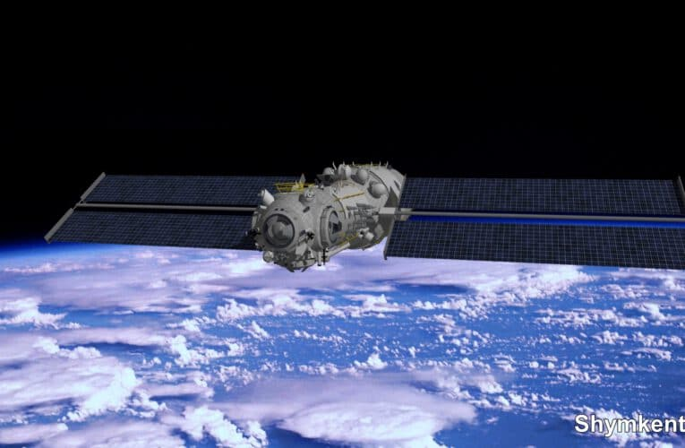 Tianhe – Successful launch of 1st module of China's space station