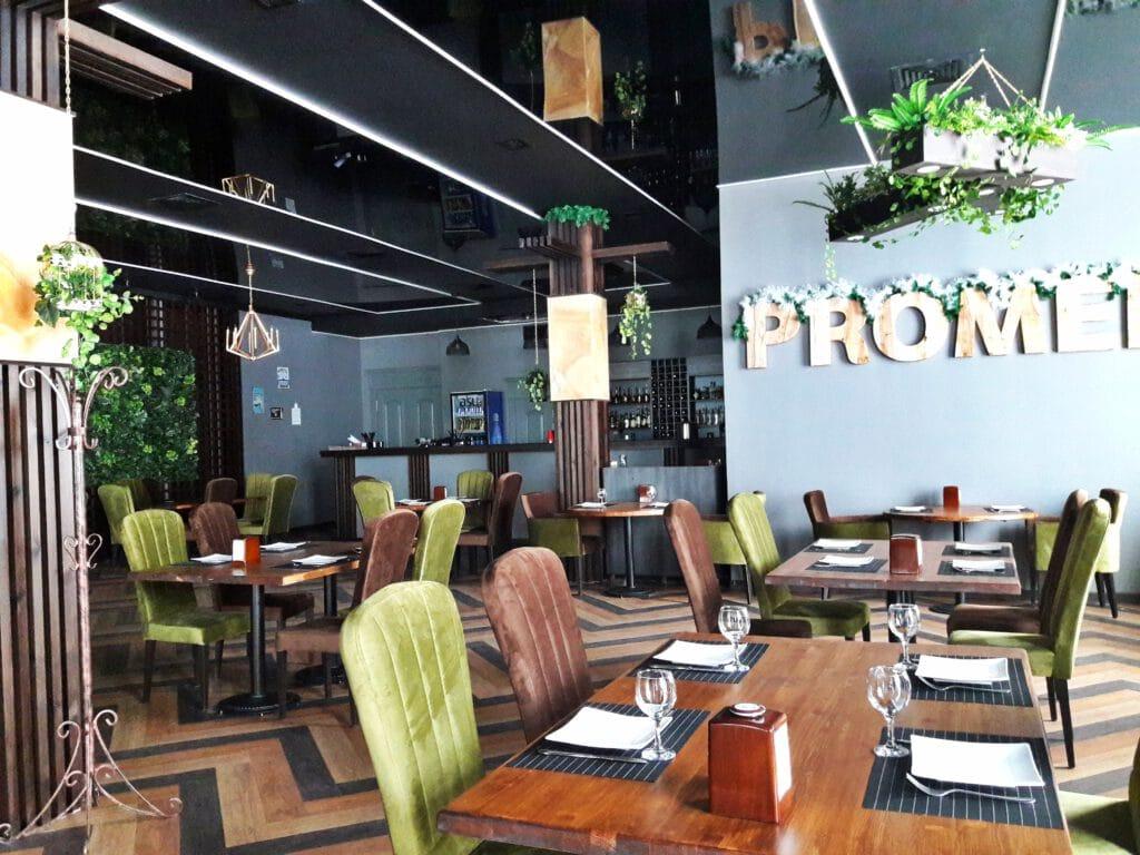 Info Shymkent - Promenade Hotel Restaurant in Shymkent
