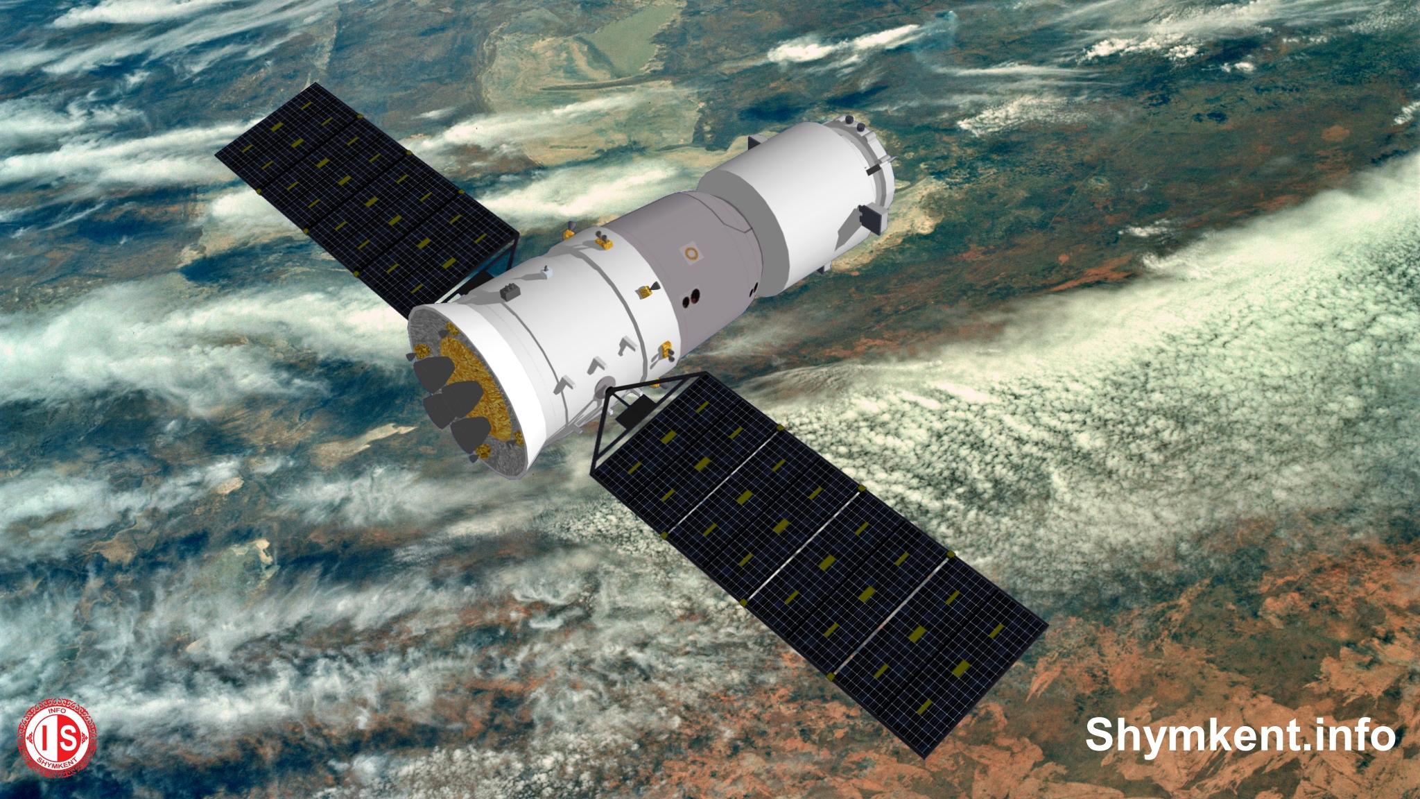 Info Shymkent - Chinas crewed Shenzhou spacecraft