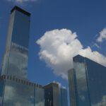 Info Shymkent - The Abu Dhabi Plaza complex in Nur-Sultan, Kazakhstan in 2021